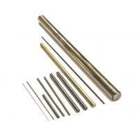 China OEM H6 Polished Cemented Carbide Rod for Punch and Dies Φ3-25x330mm on sale