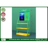 Quality High quality motor oil lubricant oil display stand for oil bottle beef jerky food display rack wholesale