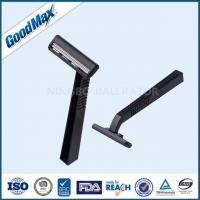 Quality Smooth Cool Glide Double Blade Razor , Stainless Steel Double Edge Shaving Razor wholesale