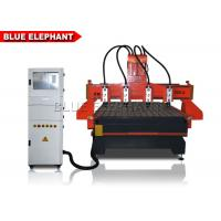 China HSD Electro Spindle Multi - Head CNC Router For Stainless Steel Ball Screws on sale