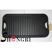Quality cast iron griddle wholesale