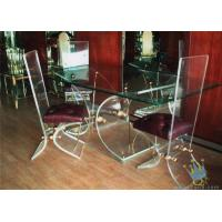 Quality acrylic used bar furniture wholesale