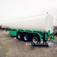 Quality Crude palm oil tanker trailers for sale wholesale