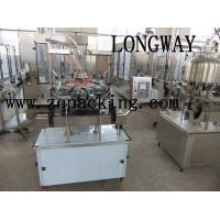 China Automatic bottle Rinsing machine on sale