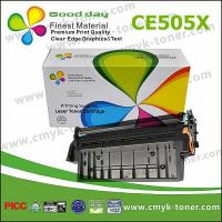 China Toner cartridge CE505X 05X Used For HP LaserJet P2035 P2055dn black Compatible on sale