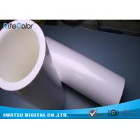 Quality White PP Synthetic Moisture Resistant Paper 210 Mic Thickness for Advertising wholesale