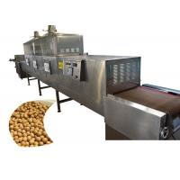 Quality Soybean Food Sterilization Equipment Microwave Drying Sterilization Machine Easy Controlled wholesale