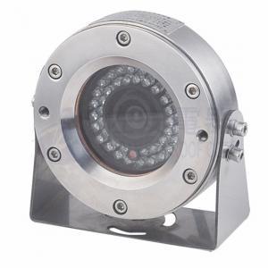 Quality 700TVL Mini Stainless Steel 316L Explosion Proof CCTV Camera For Marine Vessel wholesale