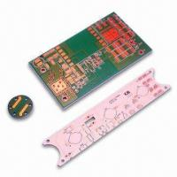China Aluminum Boards for LED Substrate, Available with Heat Sink and Fan on sale