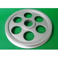 Quality Durable CNC Machining Wire Guide Aluminum Pulleys For Wire And Cable Machine wholesale