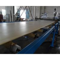 Quality pvc wpc free crust foam sheet board extrusion line production machine manufacturing for sale wholesale