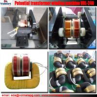Quality best selling automatic voltage transformer winding machine for current instrument transformer wholesale