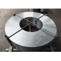 Quality EN10084 18CrNiMo7-6 Hot rolled  Forged Steel Rings  Gear  Blank Alloy Steel wholesale