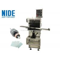 Quality Shaft Od 3 - 17mm Paper Inserting Machine For Auto Rotor Armature Insulation wholesale