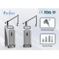 China vertical10600nm CO2 fractional laser scar removal equipment/fractional co2 laser germany on sale