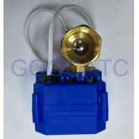 Quality SS304 or Brass Motorized Electric Ball Valve wholesale