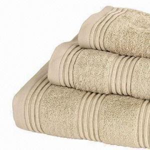 Quality 100% Cotton Terry Towel Set wholesale