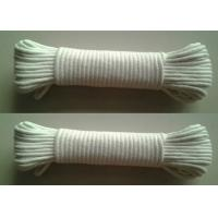 Cheap Multi- purpose braided cotton diamond solid rope code for sale