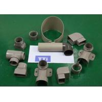Quality Plastic Industrial Pipes Injection Molding With Automatic Pulp Ejection System wholesale