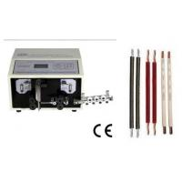 Four Wheel Drive Automatic Wire Cutting Stripping Machine 0.1mm² - 10mm²