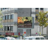 China SMD3in1 10mm Outdoor advertising LED display screens full color waterproof on sale
