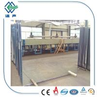 Quality Silver / Aluminum Mirror Glass Panel , lear or Colored Vinyl Backed Safety Mirror glass wholesale