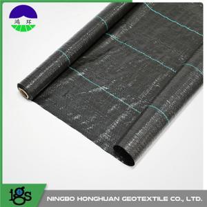 Quality Separation PP Split Film Geotextile Driveway Fabric 235gsm Anticorrosion wholesale