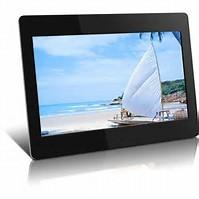 Quality 10 Inch Android Wifi Picture Frame, Customized Approval Digital Photo Display wholesale