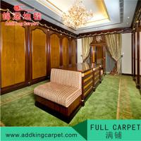 Quality cut pile nylon carpet for meeting room foshan china supplier wholesale