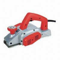 Quality 82mm Electric Planer with 15,000rpm No-load Speed and 220V Voltage wholesale