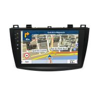 Quality Car Multi-Media DVD Player Integrated Navigation System Mazda 3 Axela 2010 2011 wholesale