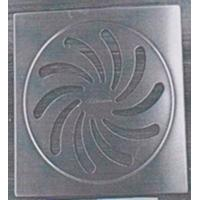 Quality Export Europe America Stainless Steel Floor Drain Cover4 With Square (150.8mm*150.8mm*3mm) wholesale