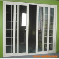 Quality High quality customized OEM PVC profile windows and doors wholesale