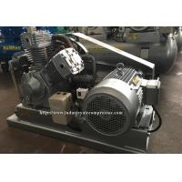 Quality Stationary 20 hp Piston Air Compressor With Separate Air Tank CE ISO9001 KB15G wholesale