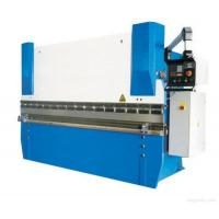 China Automatic WC67Y CNC sheet metal forming equipment hydraulic press brake machine on sale
