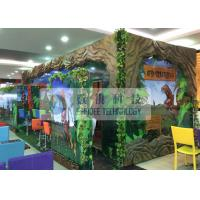 Quality Special 5D Theater System With Dinosaur Cabin And High Definition Screen wholesale