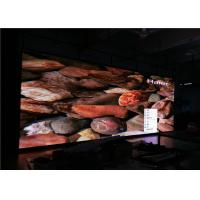 Quality 5.59 Renting Cabinet 4000 Freshrate LED Display Wall System Use Foe Studio Room wholesale
