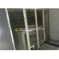 Quality Angel Bar Galvanized Compound Steel Grating Good Ventilation For Drain / Building wholesale