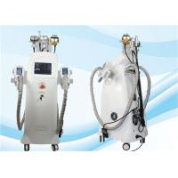 China Skin Rejuvenation Cavitation Ultrasound Equipment With 10Mhz High Frequency Multipolar RF on sale
