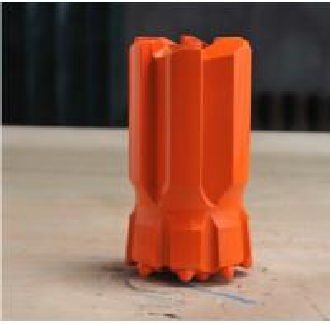 Quality Top hammer T38 Thread Ballistic / Spherical Retrac Button Green Bit Mining Drill Bits wholesale