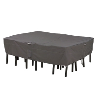 Quality 24cm Height 84cm Width Waterproof Patio Furniture Covers Rectangle Dustproof wholesale