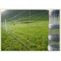 Quality Professional Galvanized Coating Woven Livestock Mesh Wire Fencing For Dogs wholesale