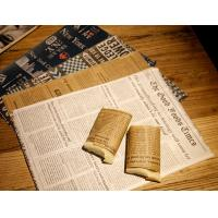 Quality Printed Greaseproof Baked Good Packaging Wax Paper Sandwich Wrap Paper wholesale