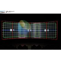 Quality The newest 4D cinema theater system, 4D Movie Theater with Snow, bubble, rain, wind Special effect system wholesale