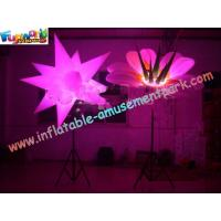 Quality 3m Inflatable Flower Led Lighting For Party Decoration wholesale