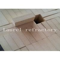 China Cement Kiln High Alumina Brick Lightweight Refractory Brick For Furnaces on sale