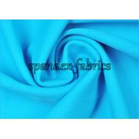 Quality Sky Blue 40D/40D Warp Knitting All Way Stretch Nylon and Spandex Fabric wholesale