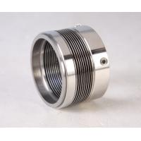 China Industrial Rotating Metal Bellows Mechanical Pump Seals High Hardness on sale
