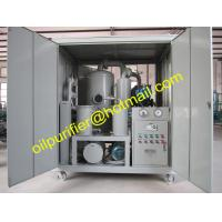 Quality Transformer Oil Purifier Machine Manufacturer,Insulation Oil Purification System High Yield Continuous Automatic wholesale