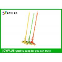 Quality Detachable Home Cleaning Mop Wet Mops For Floors Great Water Absorption wholesale